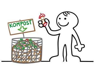 figur kompostiert